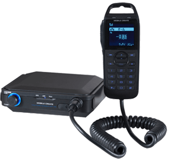 業務用IP無線システム「モバロケ」車載タイプ