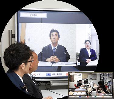 テレビ会議システムの特徴