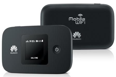 モバイル端末(SIMフリールーター)