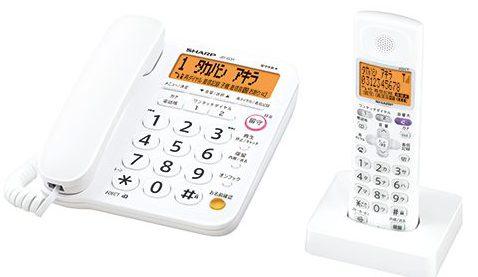コードレス付電話機