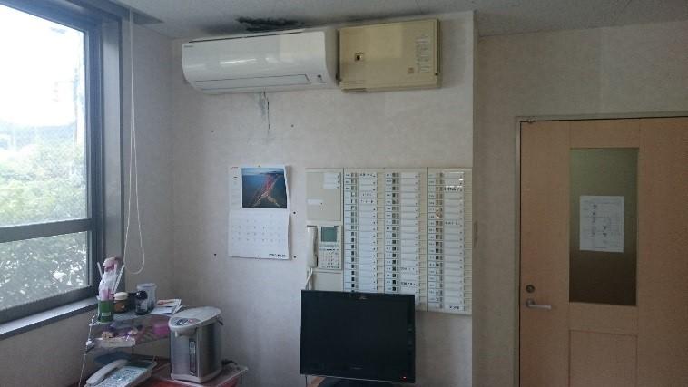 ナースコール_取替え工事_1