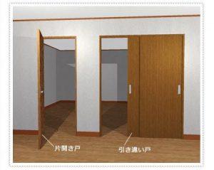 扉の取り替え_1