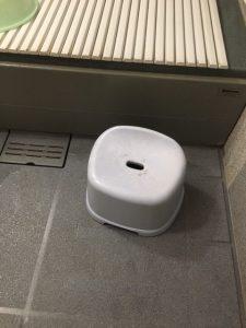 椅子_浴室