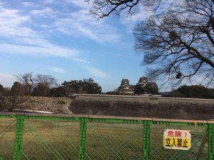 熊本城_熊本地震