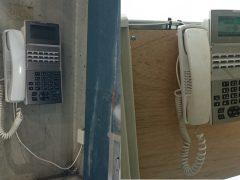 既設_電話設備_撤去_移転設置_3