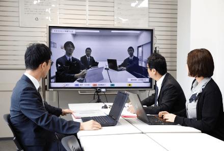 テレビ会議(WEB会議)