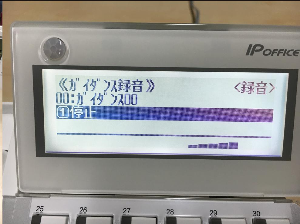 Panasonic_IP OFFICEⅡ_電話機_5